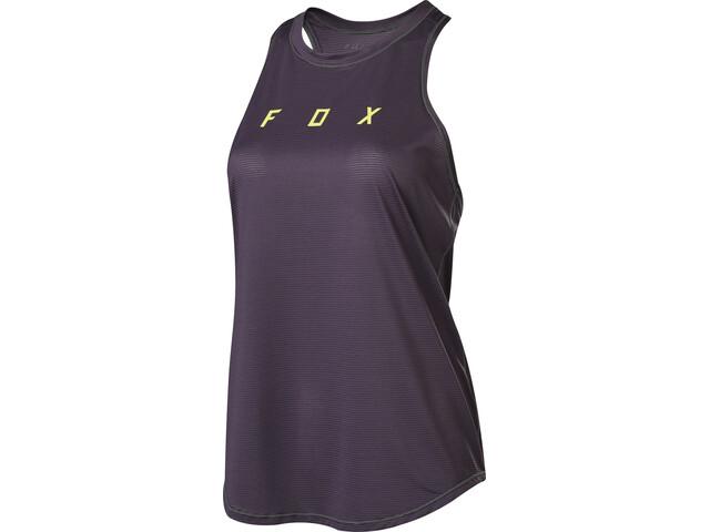 Fox Flexair Tank Damer, dark purple